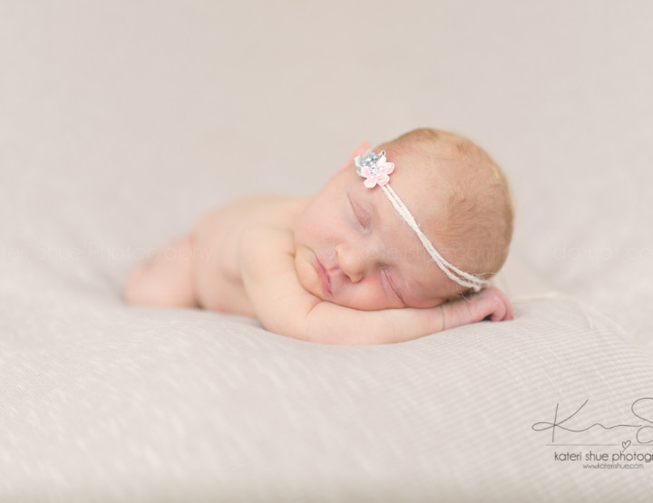 Raegan | Newborn Session | Macomb County Newborn Photographer