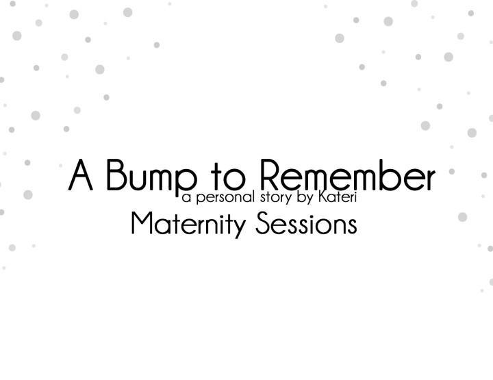 A bump to remember - Maternity Sessions - Macomb County Family Photographer