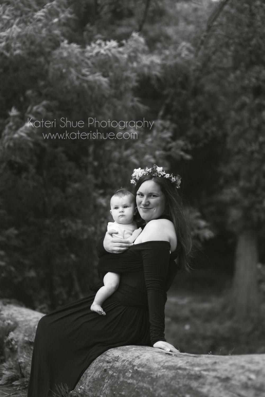 Babywearing Session Yates - Rochester Hills