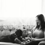 family, lifestyle, newborn photos, motherhood, smiles